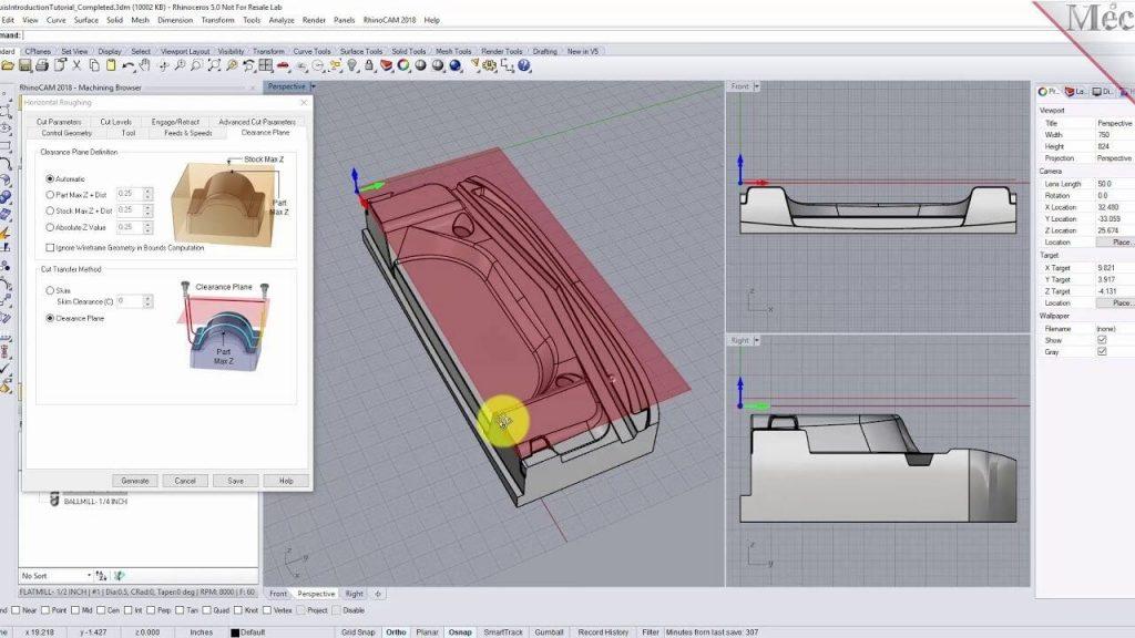 RhinoCAM CNC Software