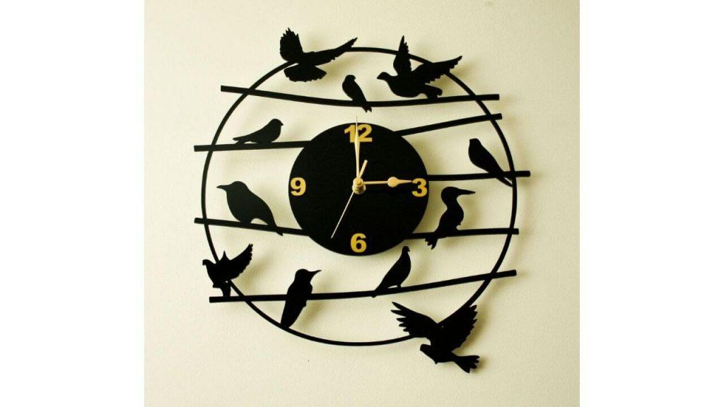 Zipper Clock