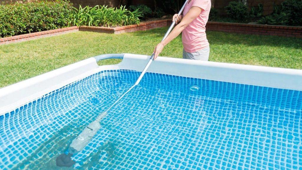 cheap above ground pool vacuum