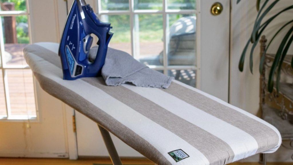 quilting ironing board cover