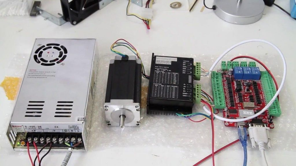 Buying Guidelines Of Best CNC Stepper Motors