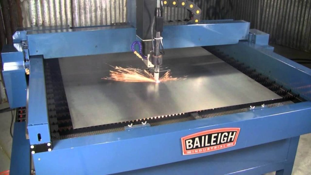 Buying Guidelines Of Choosing A Plasma CNC Table