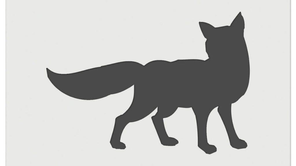 Sleeping Fox Art