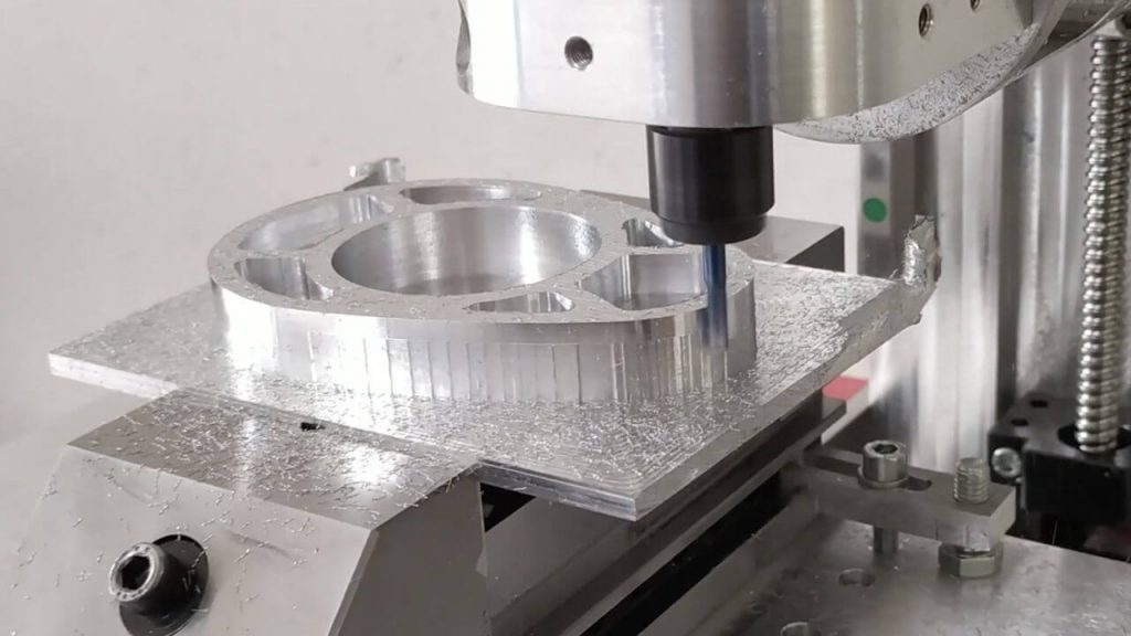 What is CNC Mill