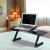 Adjustable Ergonomic Portable Aluminum Laptop Desk (Mouse Pad Included)