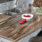 How to Paint Laminate Kitchen Countertops. A Complete Step by step guide.