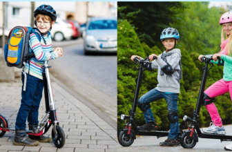 Buy The Best Toddler Electric Scooter Online For Your Kids Entertainment
