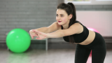 What Kind Of Exercises Can You Do With The Small Exercise Ball At Home: Best Home Workout Tips